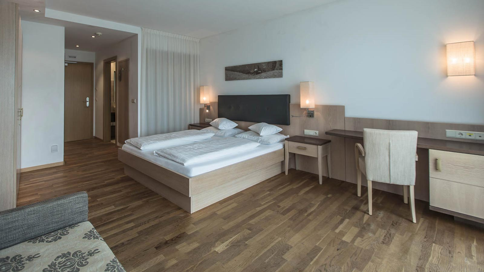 Double room AlpinSonne