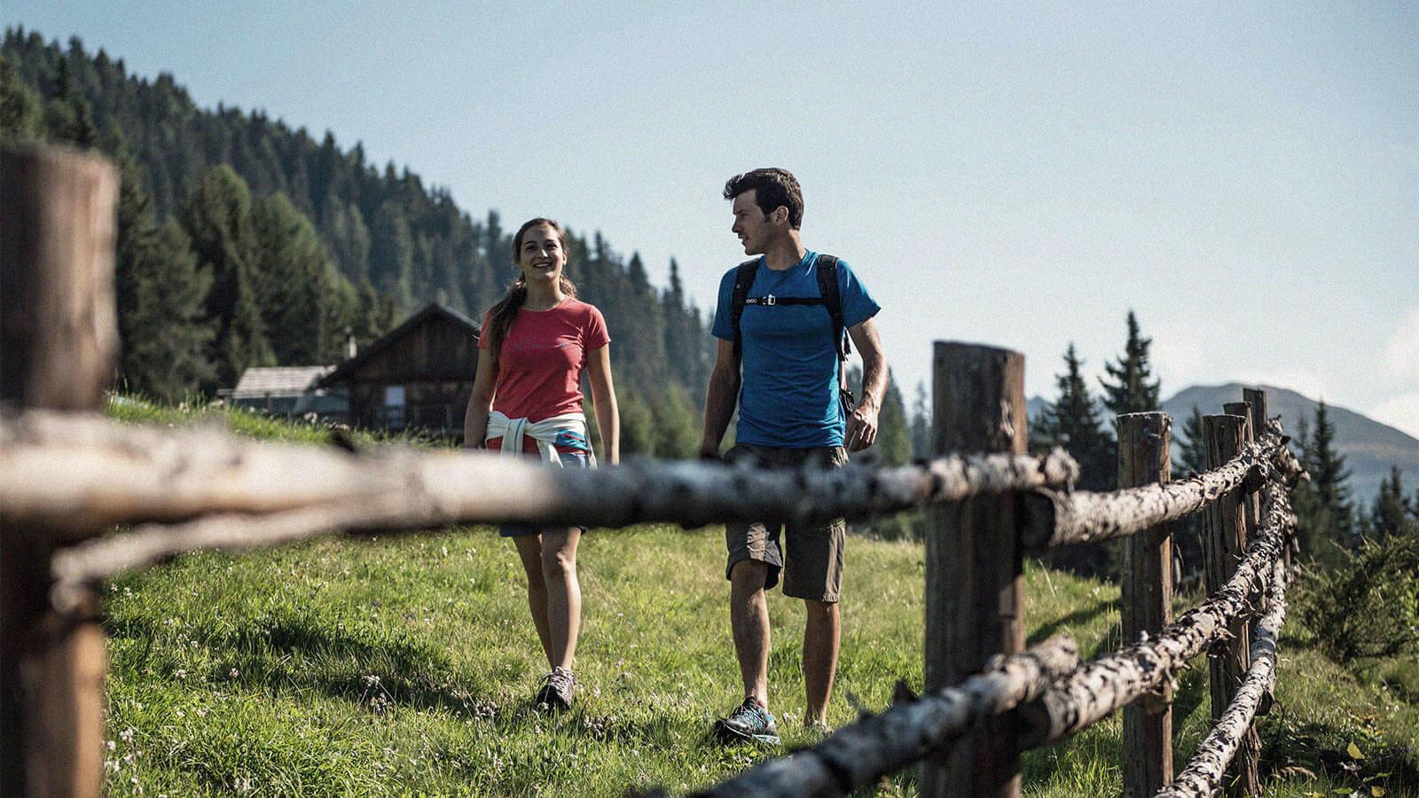 Wanderurlaub & Klettern im Pustertal - Hotel Terentnerhof